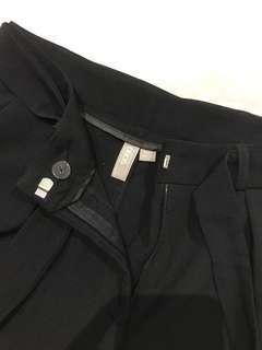 ASOS Black Culottes