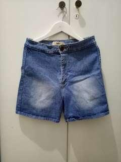 Hotpants Hight Waist