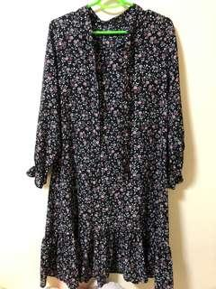 Floral dress from KR