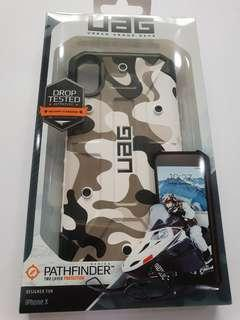 UAG Pathfinder Camo Series iPhone X Limited Edition