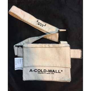 A-.COLD-WALL* ACW 肩包