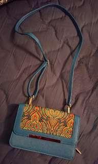 民族女裝斜揹袋