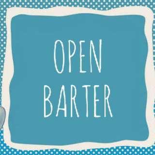 Open Barter Ongkir Masing2 (Produk Tertentu)