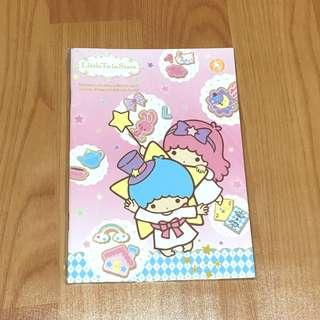 Little Twin Star Note book