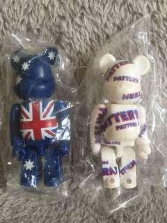 Sealed in Bag Series 7 Pattern Bearbrick