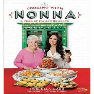 ( eBook ) Cooking with Nonna: A Year of Italian Holidays
