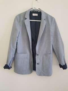 ESPIRIT Woman Linen Blazer