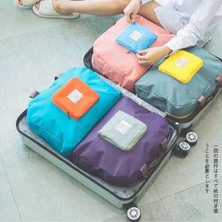🚚 ✨現貨✨ 日系 糖果色行李袋 折疊包 旅行袋 可愛行李袋 旅行包  手提袋 肩背包