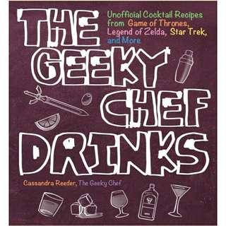 ( eBook ) The Geeky Chef Drinks