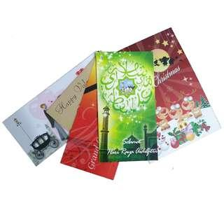 Holiday|Greeting|Note CARDS Printing