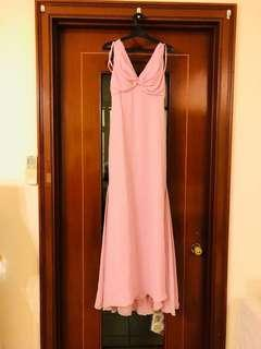 Authentic Vera wang dress gown