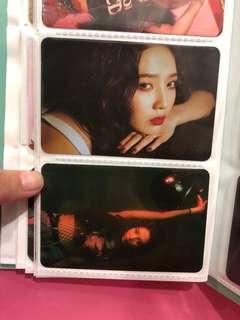 [WTS] Red Velvet Bad Boy Kihno Joy Photocard