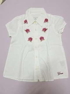 Authentic Guess Blouse for Girls