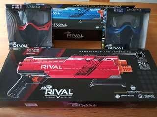 Nerf Gun Rival Atlas XVI I200 Gift Set