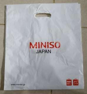 Plasticbag Plastic Bag Miniso
