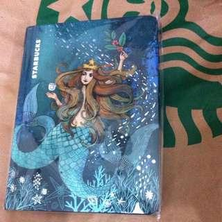 Starbucks Siren Planner