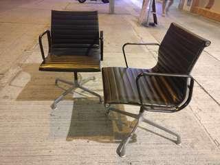 Vintage herman miller chair eames