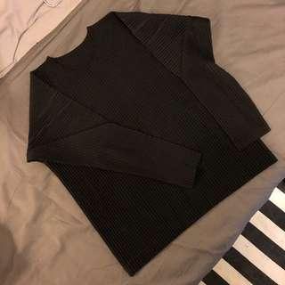 🚚 ISSEY MIYAEK Homme plisse 長袖上衣