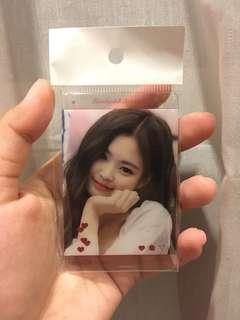 [WTS] BLACKPINK JENNIE UNOFFICIAL PHOTOCARD.