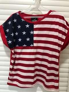 United States Flag Shirt