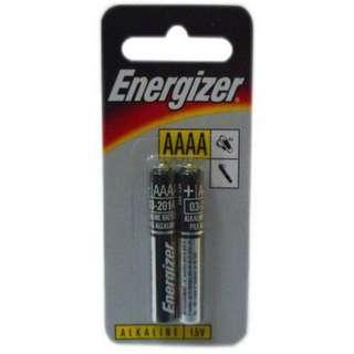 Energizer AAAA Battery 六號電池