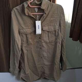 HnM Shirt NEW WITH PRICE TAG