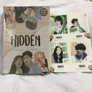 Preloved Novel Hidden - Asabell Audida