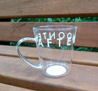 🚚 日本代購 Afternoon Tea 浪漫午茶 玻璃馬克杯 咖啡杯 日本生活雜貨 zakka