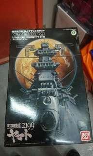 Bandai 魂Shop限定 宇宙戰艦大和號 1/1000 大和號 2199