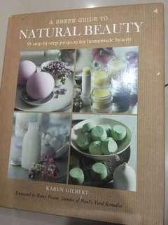 Book on Homemade Bodycare Projects by Karen Gilbert