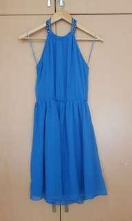 Zara Bare Back Dress