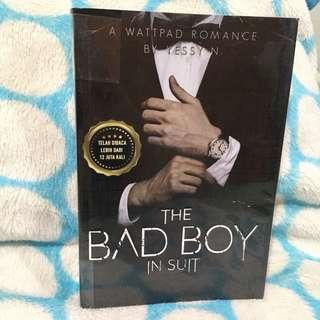 Preloved Novel The Bad Boy in Suit