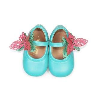 Prewalker shoes / sepatu prewalker balet bayi gwen tosca