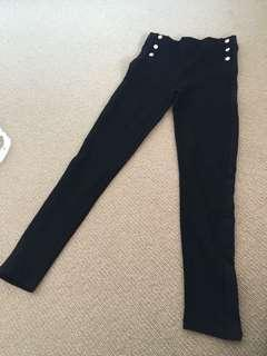 Black pants brand new