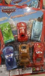 Mainan mobil CAR's 45rb