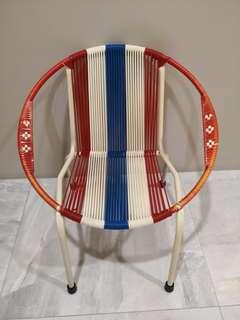 Retro 1970s chair