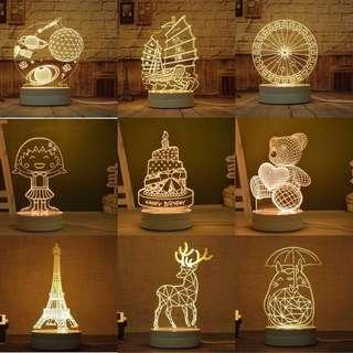 🚚 Creative Light/Lamp
