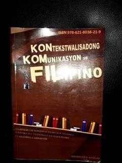 Kontekstwalisadong Komunikasyon sa Filipino