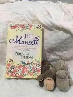 Preloved Novel Perfect Timing