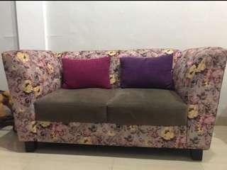 SALE!! Sofa Homemade Vintage 2 Seater