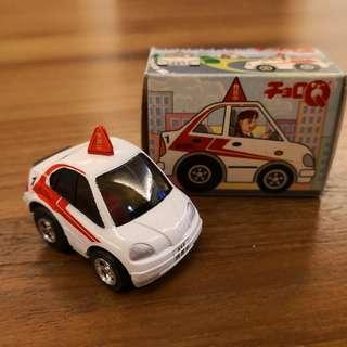 TOMY TAKARA CHORO Q 日本備前自動車教習所 教學車