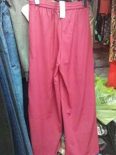 Celana joger  fit to ukuran xl