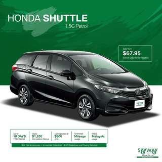 Honda Shuttle 1.5
