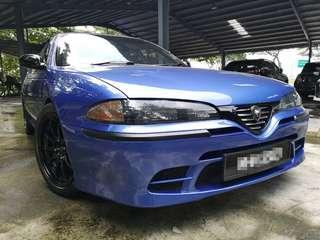 Proton Perdana 2.0 V6 (Manual) Facelift Model