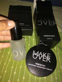 Makeover Powerstay n Hydration Serum New