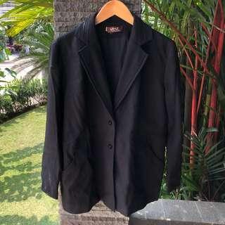 Basic Black Blazer