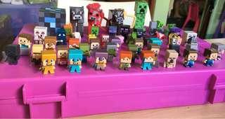 MineCraft 52pcs! Take all