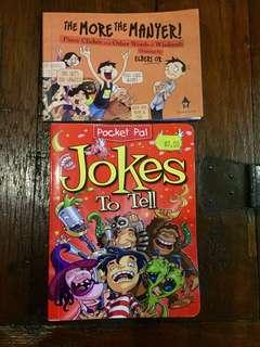 Jokes to Tell/The More the Manyer