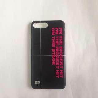 SM TOWN COEX ATRIUM OFFICIAL GOODS NCT127 CHERRY BOMB PHONE CASING