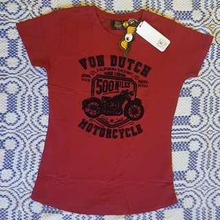 Von Dutch T-shirt for Her